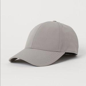 H&M Light Grey Sports Cap